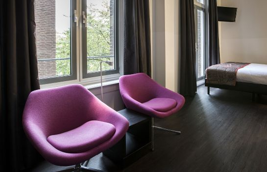Junior-suite The Manor Amsterdam