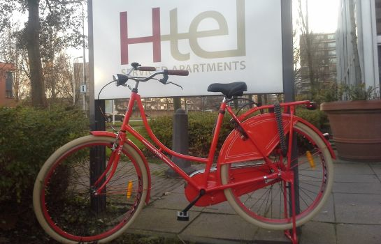 Impianti sportivi Htel Serviced Apartments Amstelveen from 45 sqm