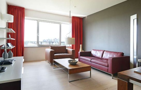 Habitación Htel Serviced Apartments from 60 sqm