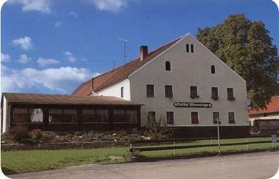Exterior view Pflamminger Gasthaus Pension