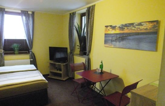 Chambre double (confort) Riverside Pension
