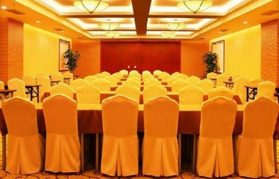 Sala de reuniones CROWN INTERNATIONAL HOTEL