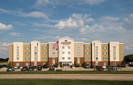 Außenansicht Candlewood Suites FORT WORTH/WEST