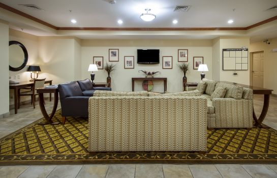Hotelhalle Candlewood Suites FORT WORTH/WEST