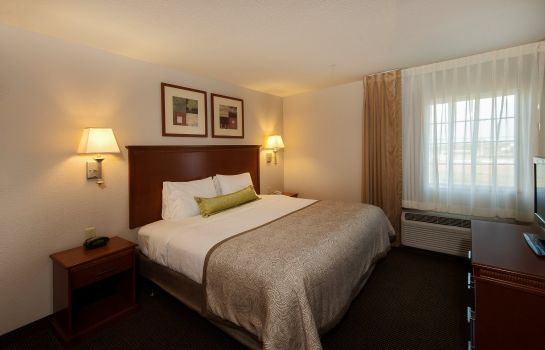 Zimmer Candlewood Suites FORT WORTH/WEST