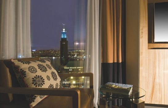 Suite Stockholm Radisson Blu Waterfront Hotel