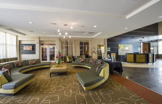 Hall de l'hôtel Holiday Inn HOUSTON - WESTCHASE