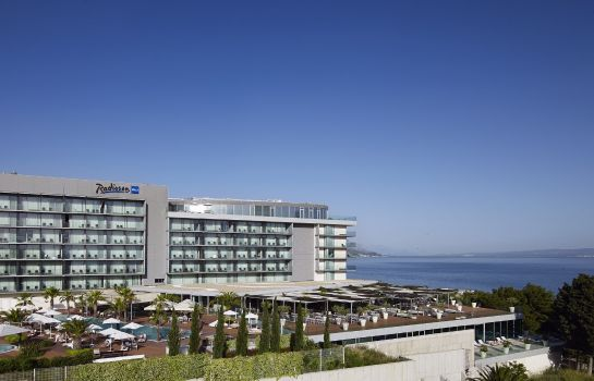 Außenansicht RADISSON BLU RESORT AND SPA SPLIT