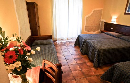 Four-bed room Nizza