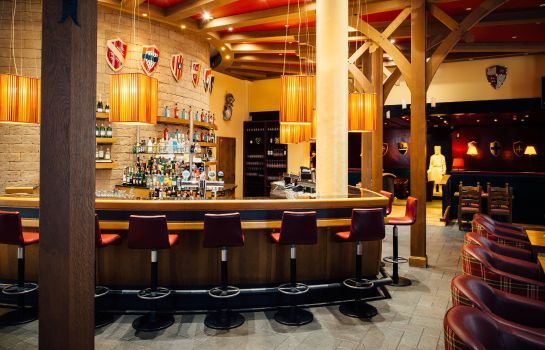 Bar del hotel Vienna House Dream Castle Paris at Disneyland ® Paris