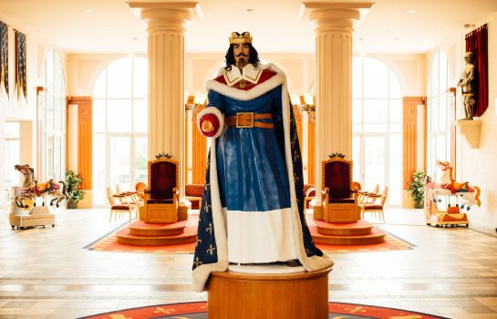 Vestíbulo del hotel Vienna House Dream Castle Paris at Disneyland ® Paris