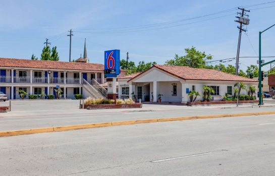 Exterior view MOTEL 6 MARYSVILLE CA