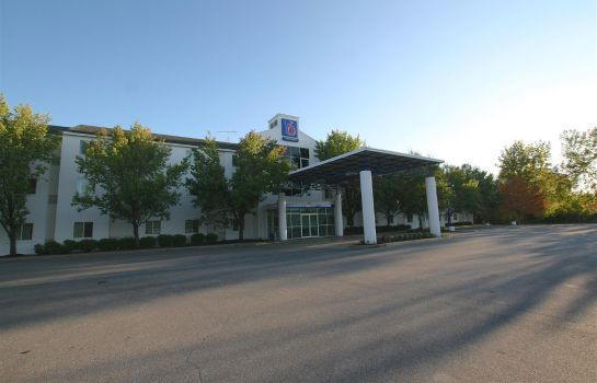 Vista esterna MOTEL 6 BURLINGTON