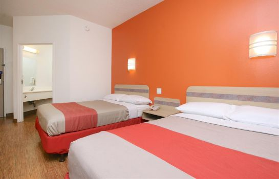 Chambre MOTEL 6 BURLINGTON