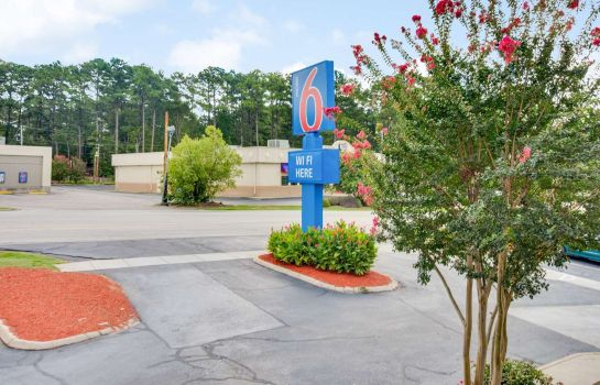Vista esterna MOTEL 6 COLUMBIA WEST