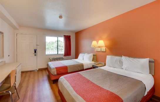 Chambre MOTEL 6 COLUMBIA WEST