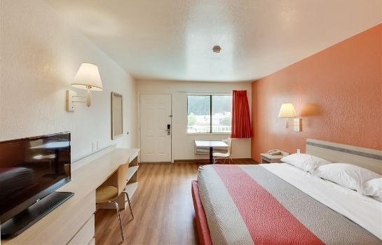 Kamers MOTEL 6 COLUMBIA WEST