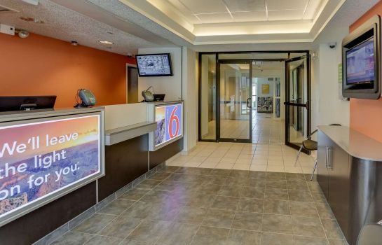 Hotelhal MOTEL 6 HOUSTON - WESTCHASE
