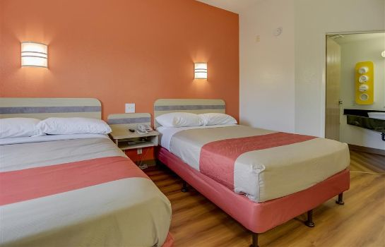Chambre MOTEL 6 HOUSTON - WESTCHASE