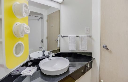 Kamers MOTEL 6 HOUSTON - WESTCHASE
