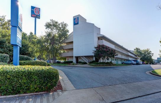 Vista esterna MOTEL 6 MEMPHIS DOWNTOWN