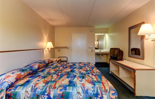 Kamers MOTEL 6 MEMPHIS DOWNTOWN