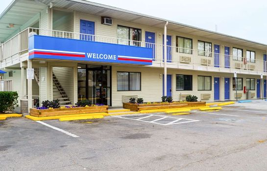 Außenansicht MOTEL 6 CHARLESTON SOUTH