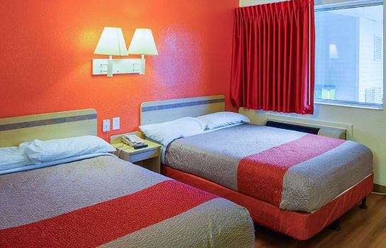 Zimmer MOTEL 6 CHARLESTON SOUTH
