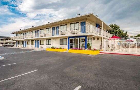 Vista exterior MOTEL 6 SALT LAKE CITY