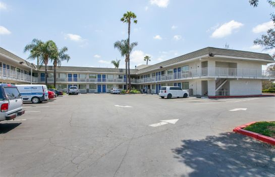 Vista exterior MOTEL 6 LOS ANGELES - ROSEMEAD