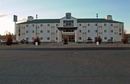 Vista exterior Econo Lodge Butte