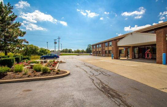 Exterior view MOTEL 6 BUFFALO - AMHERST