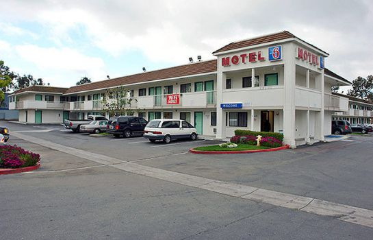 Vista exterior MOTEL 6 FREMONT SOUTH
