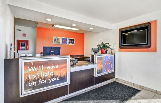 Hol hotelowy MOTEL 6 GREEN BAY