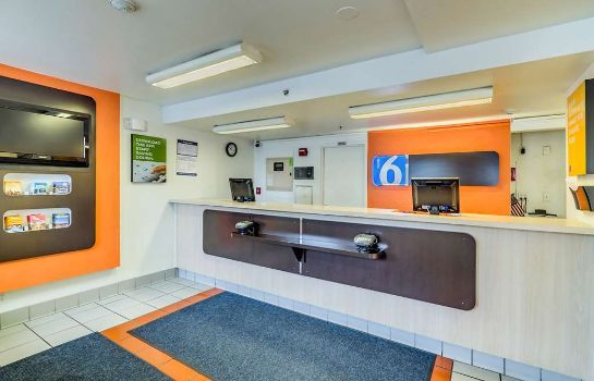Hol hotelowy MOTEL 6 BALTIMORE - BWI AIRPORT
