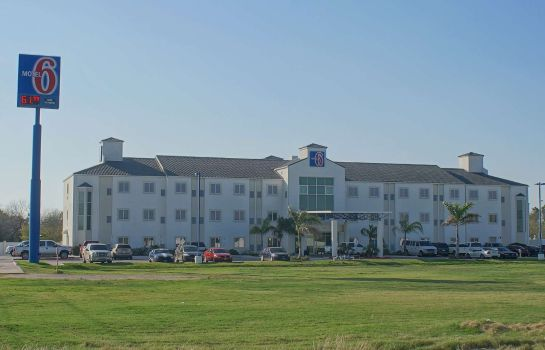 Vista exterior MOTEL 6 MISSION TX