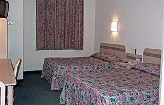 Hall Econo Lodge Butte