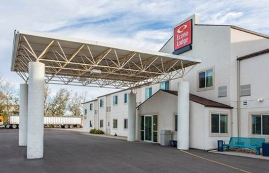 Exterior view Econo Lodge Belle Fourche