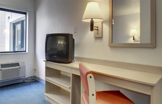 Habitación Motel 6 Normal Bloomington Area