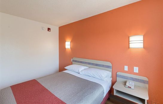 Chambre MOTEL 6 COLUMBIA EAST