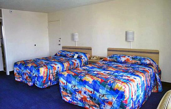 Room MOTEL 6 EL PASO CENTRAL