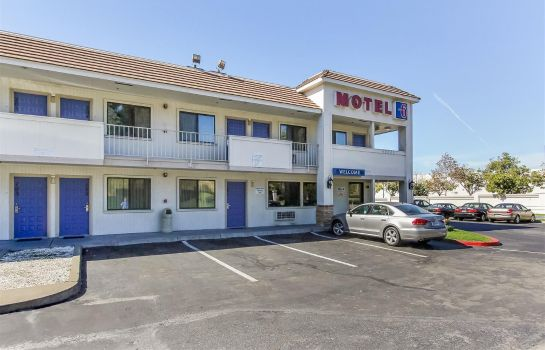 Buitenaanzicht MOTEL 6 FREMONT SOUTH