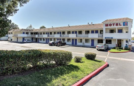 Exterior view MOTEL 6 FREMONT SOUTH