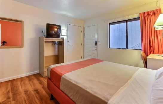 Zimmer MOTEL 6 FREMONT SOUTH