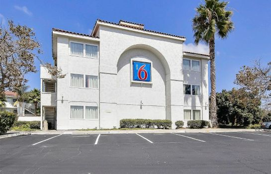 Vista exterior MOTEL 6 VENTURA SOUTH