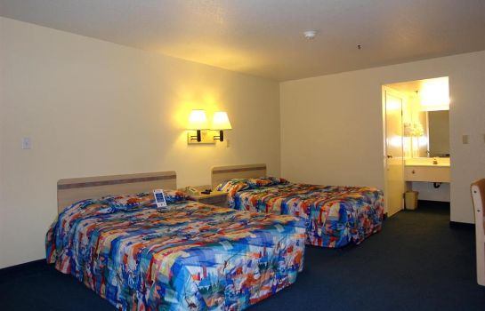 Zimmer MOTEL 6 VENTURA SOUTH