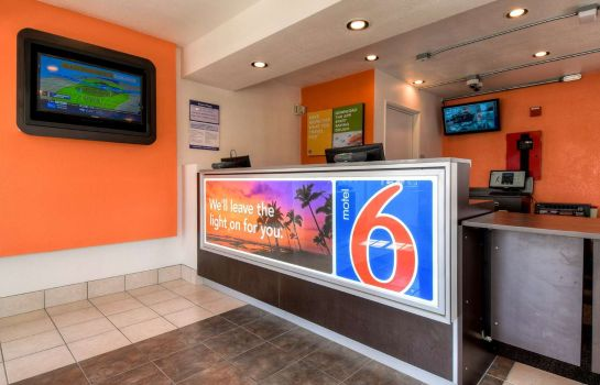 Hotelhal MOTEL 6 ESCONDIDO
