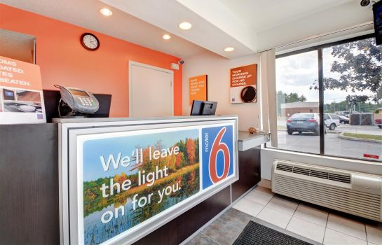 Hotelhalle MOTEL 6 HARTFORD - SOUTHINGTON