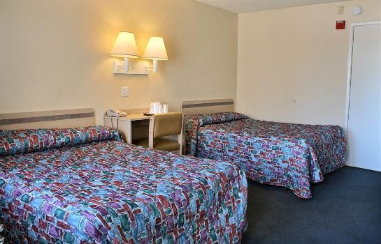 Kamers MOTEL 6 BAKERSFIELD CONVENTION CENT