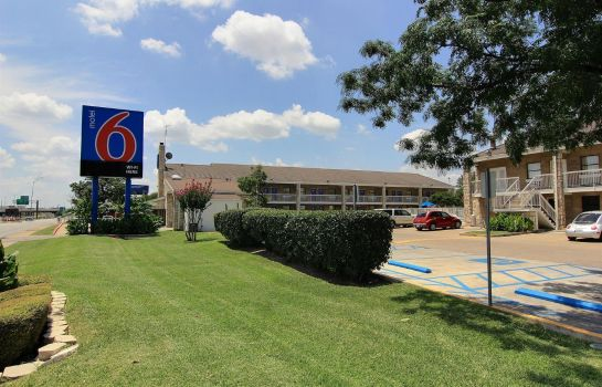 Vista esterna MOTEL 6 AUSTIN CENTRAL-S UNIV OF TX